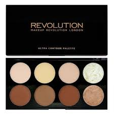 <b>Revolution Ultra</b> Contour Palette | Make Up | Superdrug