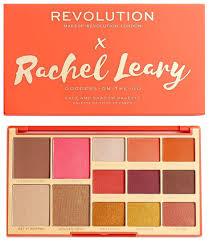 Купить набор для <b>макияжа</b> Makeup Revolution <b>Rachel</b> Leary ...