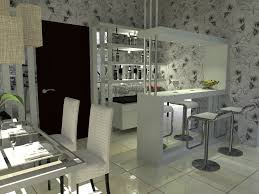 dining table parson chairs interior: beautiful floral wall design matched with elegant white bar furniture and stainless bar chairs also elegant white parson chairs for dining table set
