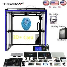 Tronxy X5S 3D <b>Printer</b> Kits <b>Dual Z Large</b> Size 330*330*400mm with ...