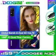 "<b>Doogee N30</b> Smartphone <b>Full</b> Netcom 6.55"" HD+ Screen 16MP ..."