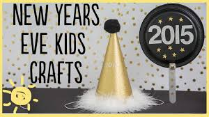 New Year Craft Ideas Diy New Years Kid Crafts