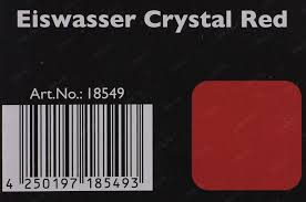 <b>Alphacool</b> < 18549> <b>Eiswasser</b> Crystal Red (1л., <b>охлаждающая</b> ...