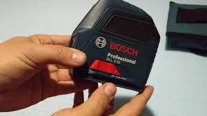 Просто и понятно про лазерный <b>нивелир BOSCH GLL 2-10</b> ...