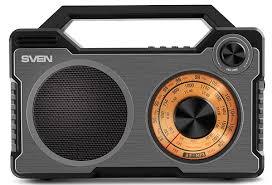 <b>Радиоприемник Sven SRP-755</b> SV-018092 купить в Москве, цена ...