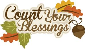 Image result for count your blessings