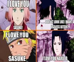 I like Sakura more than I am willing to admit, which still isn't ... via Relatably.com