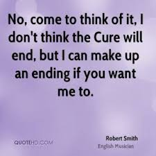 Robert Smith The Cure Quotes. QuotesGram via Relatably.com