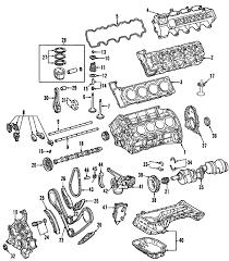 front view of a v8 engine diagram parts com® genuine factory oem 2003 mercedes benz cl500 base v8 diagrams