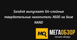 ssd накопитель sandisk x600 128gb sd9sn8w 128g 1122