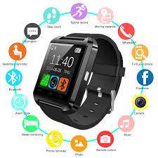 2019 <b>New U8 Smart</b> Watch Bluetooth Smartwatch U80 for IPhone 6 ...