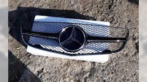 Mercedess w207 <b>решётка радиатора</b> Купе C class купить в ...