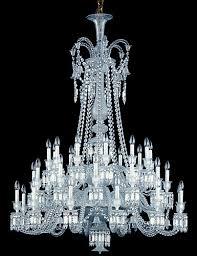 image baccarat zenith 36 arm chandelier baccarat zenith arm black crystal chandelier