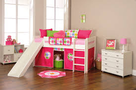 awesome pink wood cute design best kids bunk bed with slide stairs charming white brown glass beauteous kids bedroom ideas furniture design