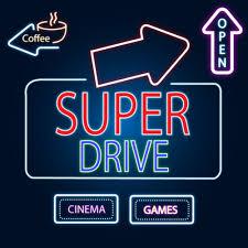Super Drive Podcast