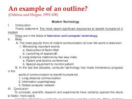how to outline an essay examples of outlining an essay