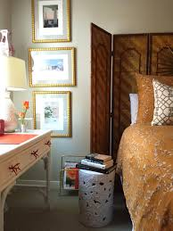 juicy couture bedroom  former living room lamp the gilt bamboo magazine rack is new when not