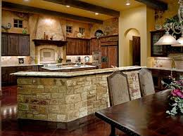 stylish rustic country kitchen decor home
