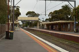 Hampton railway station, Melbourne