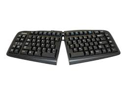 GTN-<b>0099</b> - Goldtouch V2 Adjustable - keyboard - English - Currys ...