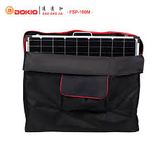 dokio 18 volt 12v 20watt small solar panel china waterproof panels sets cell module system home boat 10a 12 24v controlle