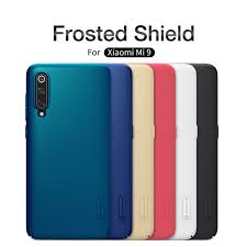 <b>Nillkin Super Frosted Shield</b> Matte cover case for Xiaomi Mi9 (Mi 9)