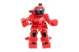 <b>Радиоуправляемый</b> робот-боксер <b>Happy Cow</b> Battle Robot ИК ...