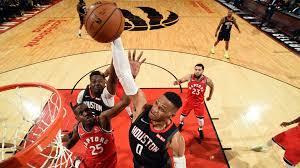 Toronto Raptors vs. Houston Rockets
