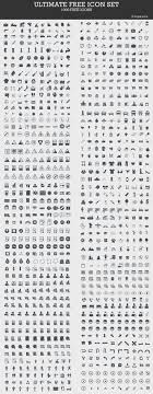 ultimate free icon set 1000 icons this is a great set to use basic icons flat icons 1000