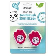 Dr Tung's <b>Kids Snap-on Toothbrush Sanitizer</b>