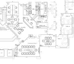 big office layout with over 30 table business office layout ideas office design