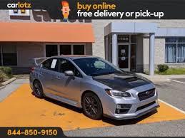 Subaru WRX for Sale in Blackstone, VA - Autotrader