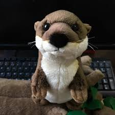 22cm High Realistic Marmot Plush Toy Soft Wild Animal Toy Lifelike ...