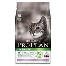<b>Pro Plan</b> Sterilised <b>сухой корм</b> с индейкой для кастрированных и ...