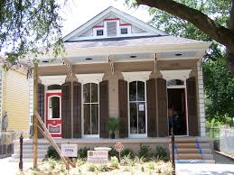 Decorative Windows For Houses The New Orleans Shotgun House Archi Dinamica Architects Inc