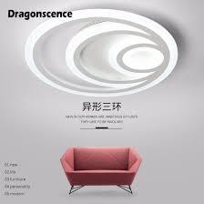 Shop <b>Dragonscence modern</b> high-brightness <b>LED</b> ceiling light for ...