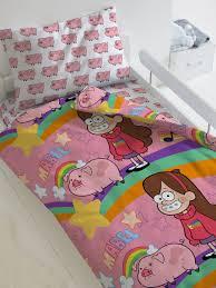 <b>Комплект постельного белья 1</b>,5 спальный, Гравити Фолз Мэйбл ...