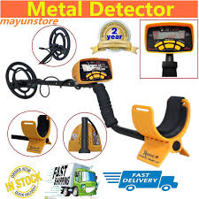 Professional <b>Metal Detector</b> High Performance <b>Underground</b> Metal ...