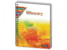Купить Бизнес-<b>тетрадь Attache A5 80</b> листов 372830 по низкой ...