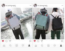 Harajuku Ulzzang <b>Couple Backpacks</b> Canvas Women Men ...