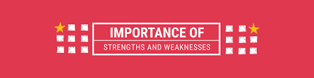 the importance of strengths and weaknesses sterc