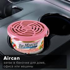 <b>Ароматизатор Dr</b>.<b>Marcus Aircan</b>, Bubble Gum - Автомагазин ...