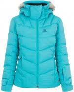 Женские горнолыжные <b>куртки Salomon</b> — купить с доставкой ...