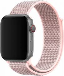Ремешок <b>W.O.L.T. для Apple</b> Watch 38мм (розовый): выгодные ...