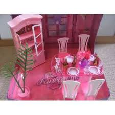 dining room on barbie size dollhouse furniture dining room with handbag barbie furniture dollhouse