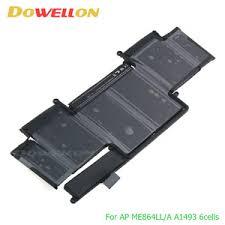 <b>A1493 Battery For Macbook</b> A1502 Battery