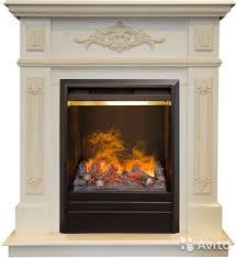 <b>Каминокомплект Real Flame Lilian</b> STD/EUG WT + 3D O купить в ...