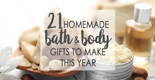 <b>21</b> DIY Bath and Body Gifts to <b>Make</b> This Year | Mom <b>Makes</b> Joy