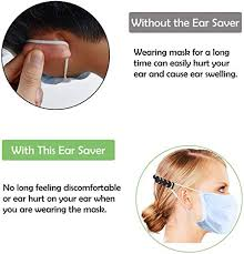 MOTOBA <b>Adjustable Anti-Slip Mask Ear</b> Gri- Buy Online in Colombia ...