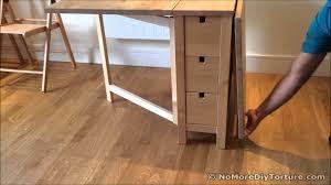 <b>Складной стол Ikea</b>: настенные модели, раскладные варианты ...